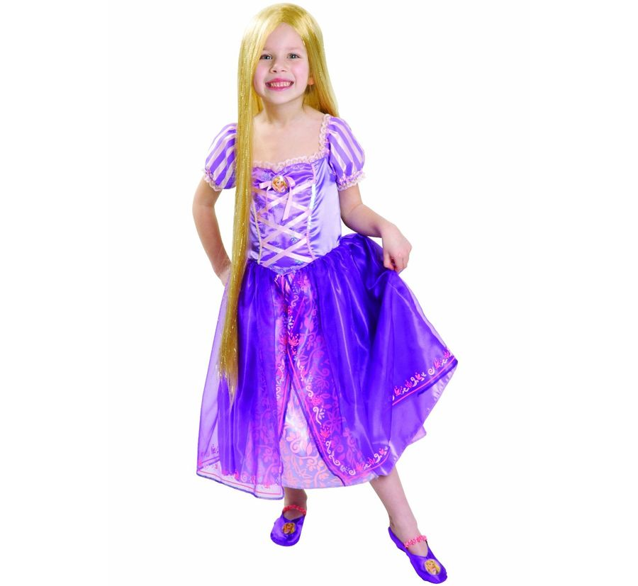 Tangled Rapunzel Dress